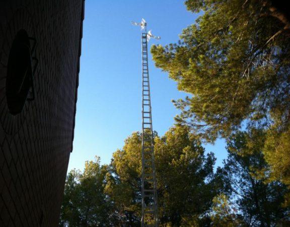 Instalacion antena Torreta 800x598